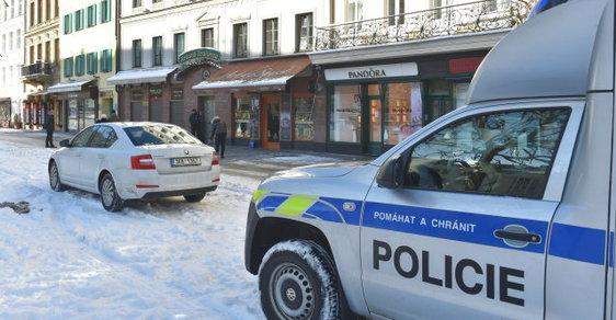 Policie zasahovala na několika místech ČR 0 ilustrační foto