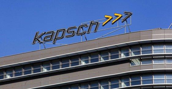 V sídle společnosti Kapsch od rána zasahují policisté z útvaru proti organizovanému zločinu