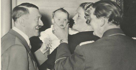 Zemřela žena, které šel Hitler za kmotra. Göringovu dceru Eddu pohřbili v neoznačeném hrobě