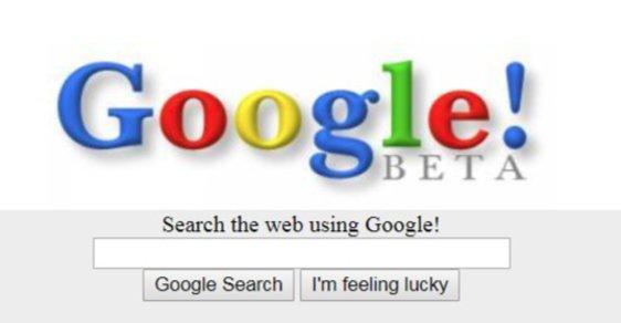 Internet, jak ho znáte, slaví 30 let. Podívejte se, jak dříve vypadaly stránky, které dnes navštěvujete