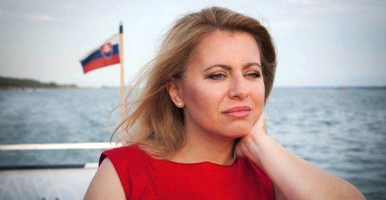 Levicová liberálka Zuzana Čaputová: Favoritka slovenských prezidentských voleb ještě nemá vyhráno