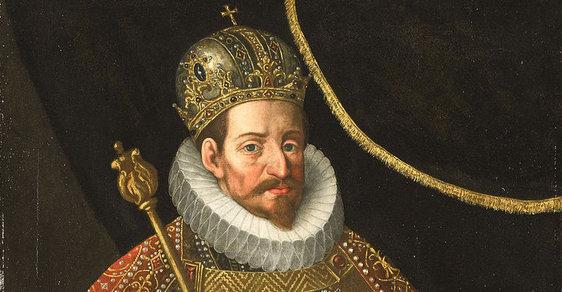 Císař a český král Matyáš II.