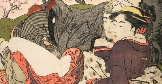 Japonské sexuální techniky