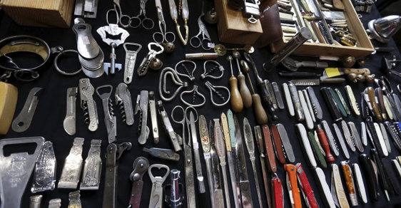 Zmizí z evropských domácností nože? Úředníci vymýšlejí pitomosti, které nikoho neochrání