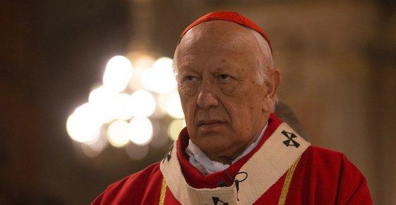 Papež přijal rezignaci chilského kardinála obviněného z krytí sexuálního zneužívání