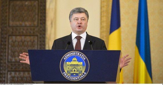 Čokoládový král Petro Porošenko se pomalu loučí s prezidentským úřadem. Proč ho Ukrajinci už nechtějí?