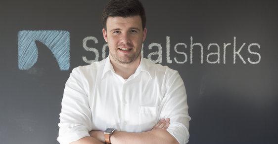 Co používá Petr Andrýse, zakladatel největší české social media agentury Socialsharks?