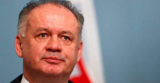 Slovenská policie obvinila exprezidenta Kisku kvůli jeho firmě. Ten to pokládá za špinavou kampaň