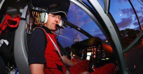 Instruktor, záchranář a člen Horské služby Michal Beneš