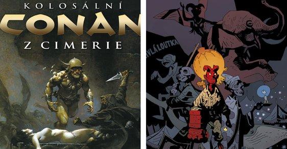 Hellboy má 25 let a chystá se další obří Conan