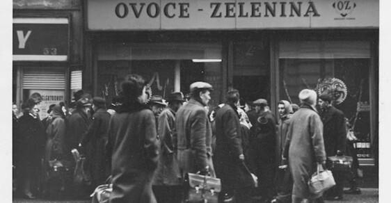 Takhle jsme žili v 50. letech: Zapomenuté Československo očima amerického  vojáka | Reflex.cz