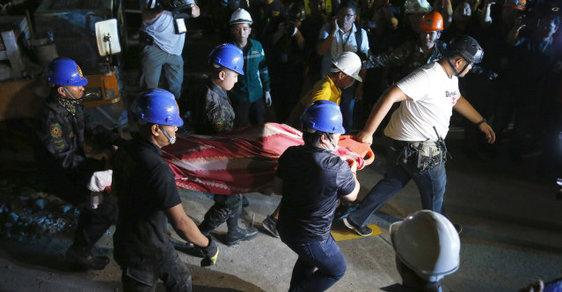 Zemětřesení na Filipínách má již 16 obětí na lidských životech