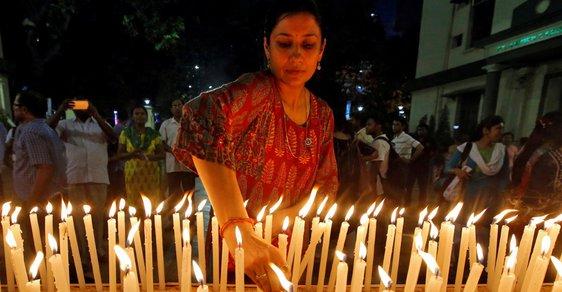 Srí Lanka po teroristických útocích o Velikonocích