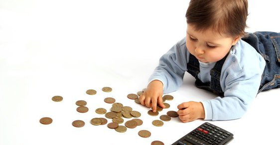 Seznamte dítě s penězi včas
