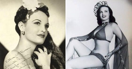 Eifellova kráska: Dvoumetrová tanečnice, která ve 40. letech ovládla svět nočních klubů