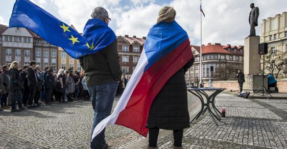 15 let Česka v Evropské unii (ilustrační foto)
