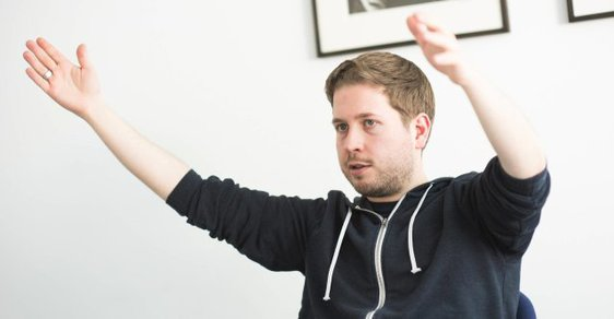 Kevin Kühnert, šéf německých mladých sociálních demokratů