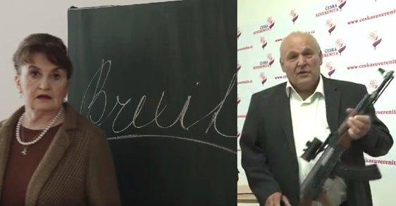 Zpětné zrcátko: Klipy TOP09 a STAN a České suverenity