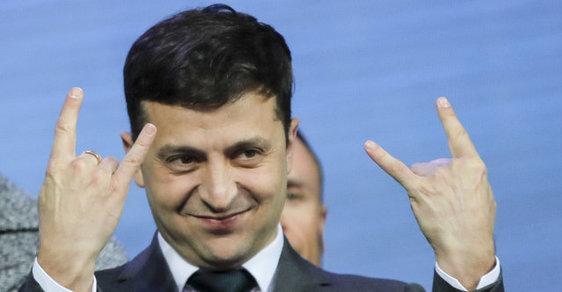 Volodymyr Zelenskyj: Nový ukrajinský prezident