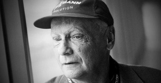 Fotograf Martin Straka: Mé vzpomínky na Nikiho Laudu
