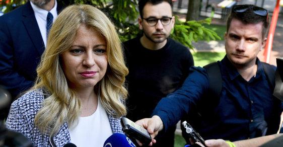 Strana slovenské prezidentky Zuzany Čaputové výrazně uspěla ve volbách do Evropského parlamentu 2019