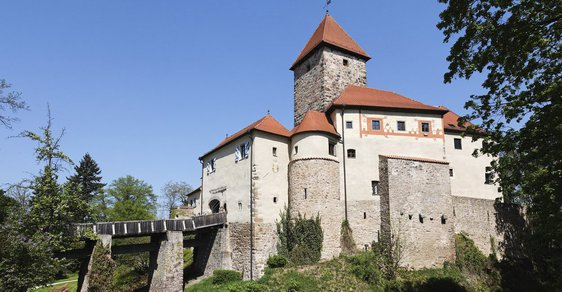 Hrad Wernberg: Exkluzivní hotel v Bavorsku láká na romantické prostředí a vytříbenou kuchyni
