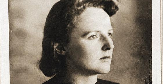 Irena Bernášková - První popravená Češka