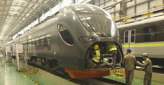 Leo Express přiveze z Číny vlaky za pět miliard korun, firma uzavřela i opci na koupi dalších 30 vlaků