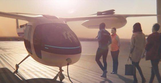 Helikoptéra objednaná přes Uber? V New Yorku už to jde, dopraví vás z města na letiště