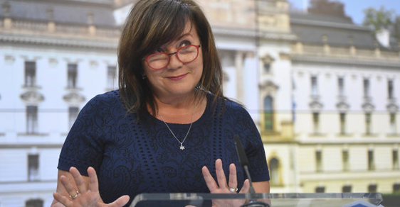 Ministryně financí Alena Schillerová chce zdanit výhry z loterií