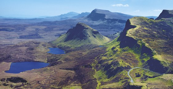 Skotsko: Nádherná země opředená mýty, legendami a mystickou atmosférou