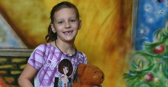 Mezi děti, kterým má charitativní projekt Patron dětí pomoci, patří i Ivetka a její čtyři sourozenci.