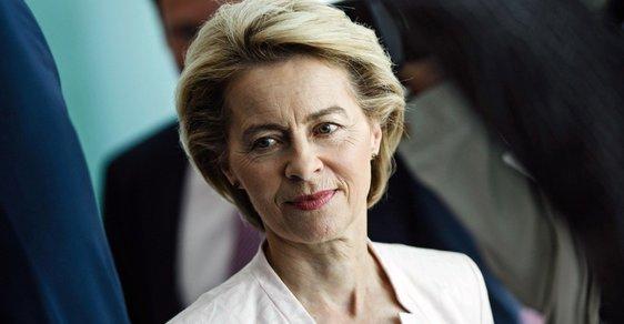 """Nová """"Paní Evropa"""" Ursula von der Leyenová: Frankofonní matka 7 dětí, federalistka a šéfka Bundeswehru"""