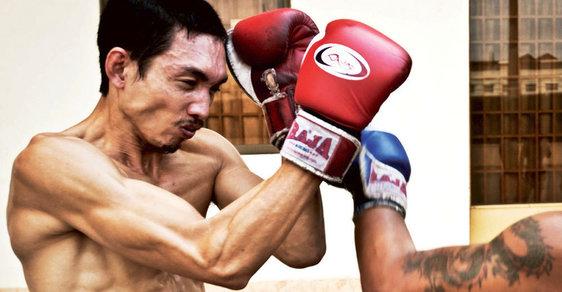 boxování zápasů