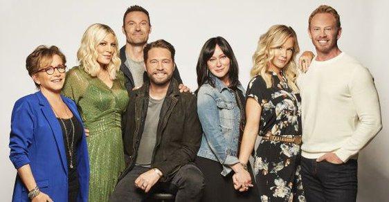 Jak žijí hvězdy Beverly Hills 90210 dnes: Zchudlá Donna, odborářka Andrea nebo bohatý Brandon