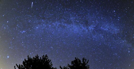 Perseidy rozsvítí oblohu už dnes v noci