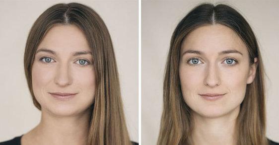 Mateřství mění tváře žen: Fotografka zachytila, jak matky vypadají před prvním porodem a po něm