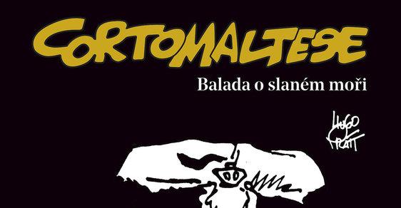 Promarněná šance: Ryzí padouch Corto Maltese v češtině, rozostřený a odfláknutý