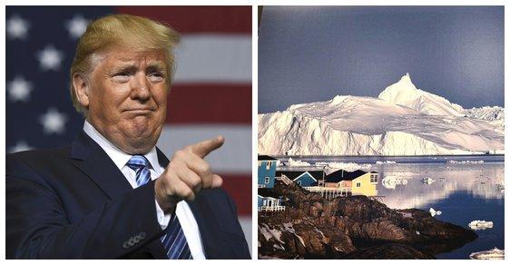 Koupí USA největší ostrov světa Grónsko?