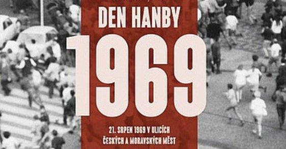 Kniha publikaci Den hanby 1969.