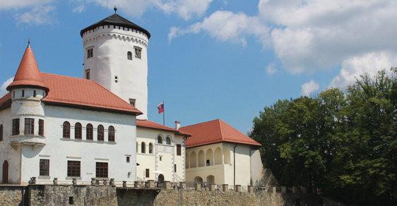 Tip na výlet: Za drátěnou krajkou a tragickým příběhem lásky na hrad Budatín