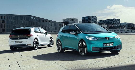 Revoluce v autoprůmyslu? Volkswagen představil elektrické ID.3 a důležitější auto tady dlouho nebylo