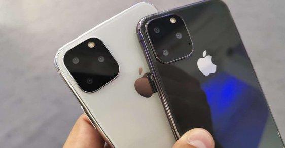 Apple už nastínil, že jeho nový model iPhonu bude mít velice netradiční vzhled fotoaparátu.