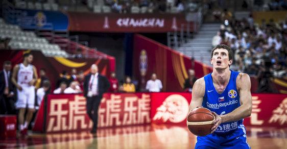 Češi na závěr basketbalového MS podlehli silnému Srbsku. Šesté místo je ale fenomenální úspěch!