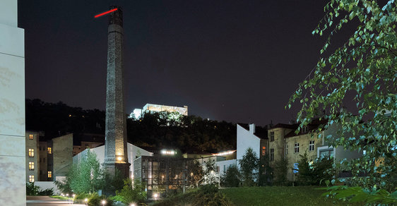 Boží mlýny melou na Signalu: Svátek světla Signal Festival rozzáří vizuální umělec Pavel Korbička