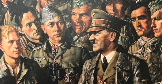 Všichni Hitlerovi blízcí: Jak dopadli umělci, kteří to pekli s fašismem? A jak ti, co se ideologii vzepřeli?