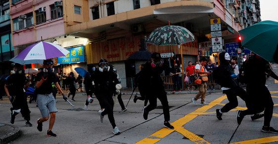 Hongkongská vláda stáhla návrh zákona, který vyvolal protesty