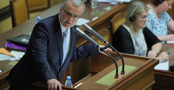 Miroslav Kalousek složil mandát. Končí jeden z nejdéle sloužících poslanců