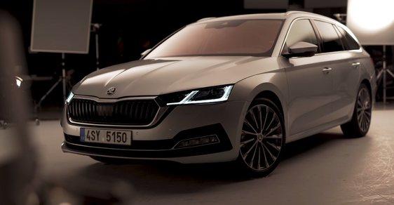 Nová Škoda Octavia 4: Jak vypadá nejnovější české auto? Podle prvních ohlasů to bude hit