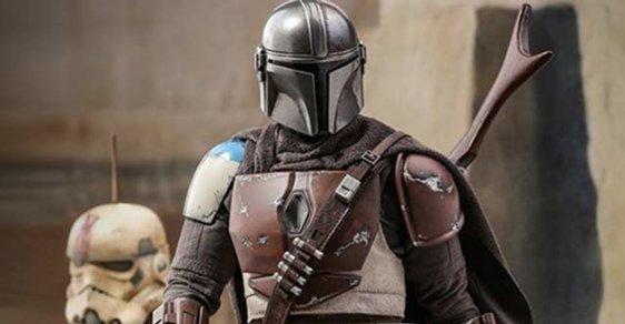 Staré dobré Star Wars jsou zpět! Mandalorian je perfektní galaktický western, v Česku si ho ale nepustíte